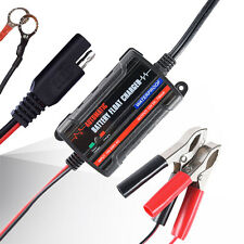 Universal Safety Auto Battery Maintainer Float Charger 12V Lead Acid Batteries