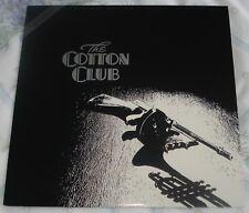 THE COTTON CLUB (Duke Ellington/John Barry) rare original mint stereo lp (1984)