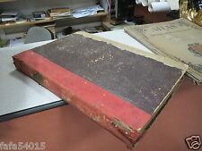 ALBUM RELIURE LE PETIT JOURNAL SUPPLEMENT ILLUSTRE N° 529 à 632 année 1901 1902*