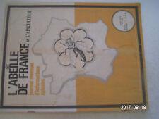 ** L'abeille de France n°562 Examen des ruches transport des ruches
