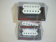 DIMARZIO STEVE VAI Evolution Complete Guitar Pickup SET WHITE REGULAR SPACED