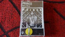 PRINCE & THE REVOLUTION **DIRTY MIND** Germany CASSETTE NO LP SEALED