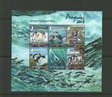 Penguins Sheet Falkland Island Stamps