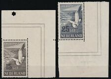 xxx NEDERLAND Luchtpost NVPH LP.12/13, met certif. Dr. Louis.