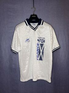 France 98 vintage 90s Scotland world cup football jersey shirt