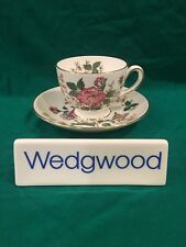 Wedgwood CHARNWOOD (WD 3984) Bone China Footed Cup & Saucer (Leigh) Set