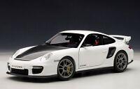 77963 AUTOart 1:18 Porsche 911 (997) GT2 RS White