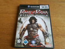 Prince of Persia: Warrior Within-Nintendo GameCube incl. caja original y guía