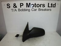 Vauxhall Astra H Mk5 04-09 5dr NS Manual Wing Mirror Plastic 090043