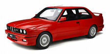 GT Spirit 1986-1990 BMW M3 E30 Red in Huge 1/8 Scale Limited Edition of 250 New!