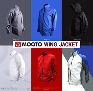 MOOTO Wing Jacket Windbreaker Wings Taekwondo Training Uniform