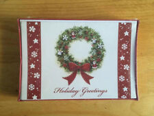 Brand New Set of 15 Holiday Greetings Cards and Envelopes