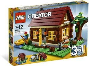 Lego Creator Set 5766 - Log Cabin - IN BOX