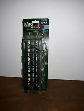 "Kato N Scale Unitrack Double Truss Bridge 9 3/4"" <WS248T> Black #20-438 NIP"