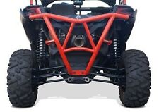 RacePace Rear Bumper for Can-Am Maverick X3 By Dragonfire Racing (red)
