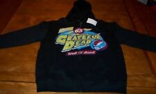 e3cca0df436 VINTAGE STYLE GRATEFUL DEAD 1965 HOODED Sweatshirt LARGE NEW w/ TAG