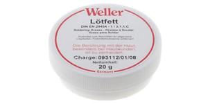 WEL.LF25 Flux rosin based F-SW21 paste 20g LF25 WELLER ''UK COMPANY SINCE1983''