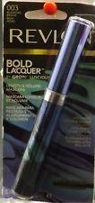 Revlon Bold Lacquer Mascara #003 Blackened Brown