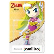 Amiibo Zelda (The Wind Waker) (The Legend of Zelda Series) Brand New/Region Free