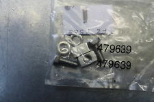 New Polaris RMK Snowmobile Throttle Cable Adjustment Hardware Kit Part 479639