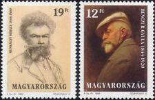 Hungary 1994 Munkacsy/Benczur/Artists/Art/People/Painters 2v set (hx1066)
