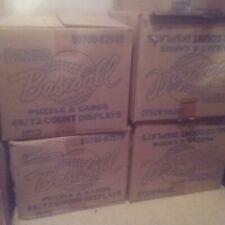 1988 Donruss Baseball Blister Rack Case 48 Racks 72 Cards/Rack rated rookies mvp