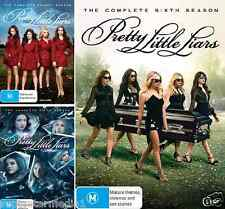Pretty Little Liars Season 4, 5 & 6 : NEW DVD