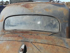 1953 Mercedes Benz W187 Rear Windshield Glass wind shield