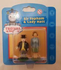Thomas Tank & Friends ERTL SIR TOPHAM & LADY HATT FIGURES DIECAST NEW & SEALED