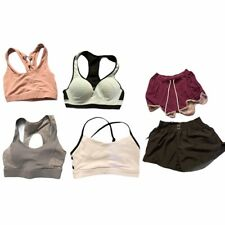 New listing cotton on body gym bundle womens clothing sports bra and shorts size small