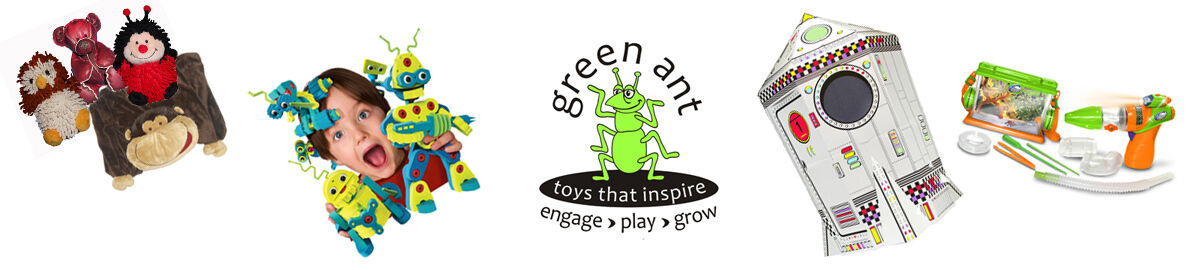 Green Ant Toys