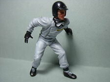 1/18  FIGURE  DAN  GURNEY  PAINTED  BY  VROOM   FOR   AUTOART  VERY  RARE