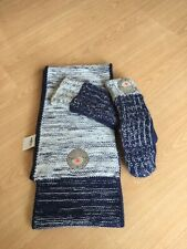💙 Superdry Scarf And Glove Set 💙