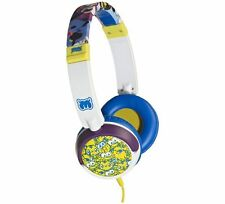 Moshi Monsters Universal Stereo Headphones White Compatible With iPhone iPod MP3
