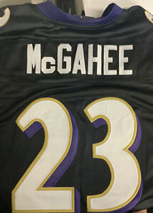 Authentic Baltimore Ravens NFL Jersey - Willis McGahee (STITCHED)