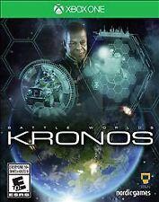 Battle Worlds: Kronos (Microsoft Xbox One, 2016)