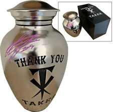The Undertaker Autographed Commemorative Urn