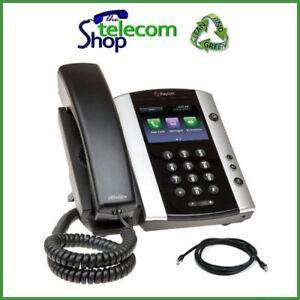 Polycom VVX 500 Media IP Phone in Black W/O PSU
