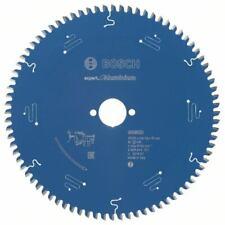 Bosch Lame de Scie Circulaire Expert Pour Aluminium. 235 x 30 x 2.6 Mm. 80