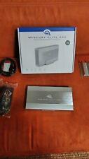 Mercury Elite Pro, Single, Alugehäuse, 3,5 Zoll, USB 3.0, eSATA, Firewire 800