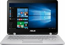 Asus 2017 ASUS 13.3 in 2-in-1 Touchscreen FHD (1920 x 1080) Laptop PC, 7th Intel