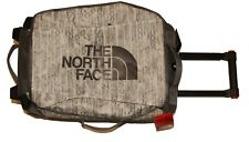 "The North Face 22"" Rolling Thunder Duffel Suitcase - Moonlight Ivory Scratch NWT"