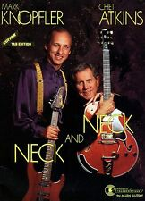 MARK KNOPFLER - CHET ATKINS NECK & NECK GUITAR TAB BOOK