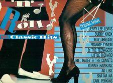 ROCK N ROLL 16 CLASSIC HITS JERRY LEE LEWIS ROY ORBISON LITTLE RICHARD LP L8399