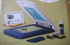 "YUDU Card Shop Screen Printing Kit 5"" x 7"""