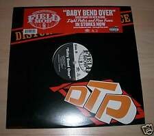 Field Mob - Baby Bend Over - 12 Zoll Maxi Single
