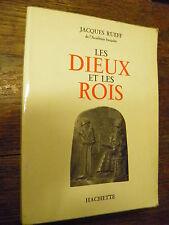 les dieux et les rois par Jacques Rueff