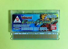 DIGIMON TAMERS Battle Spirit WonderSwan Color WS WSC Wonder Swan JAPAN USED