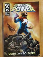 Supreme Power Gods and Soldiers excellent condition