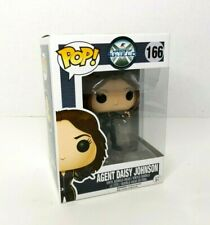 Funko Pop Vinyl #166 Agents Of Shield Agent Daisy Johnson